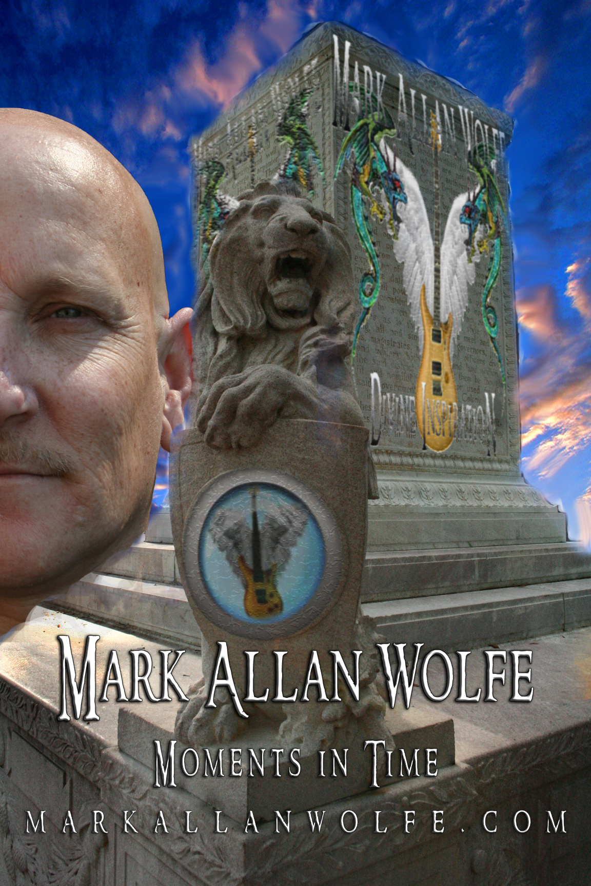 Moments in Time by Mark Allan Wolfe